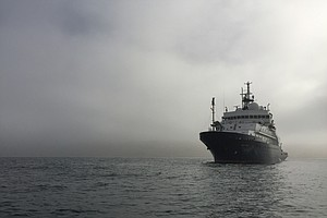 Tease photo for Research Vessel Sally Ride Makes One Of First Scientific Voyages