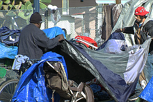 San Diego Says Homeless Shut Out Of Emergency Shelters Due To 'Miscommunication'