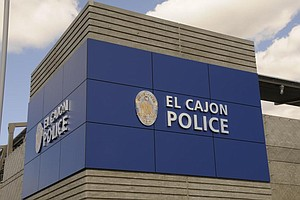 Tease photo for El Cajon Police: Armed Man Shot Sunday Night
