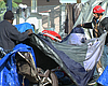 Low Overnight Temperatures Trigger San Diego's Emergency Homeless S...