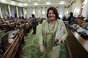 Tease photo for Senator Toni Atkins On Her Priorities For San Diego