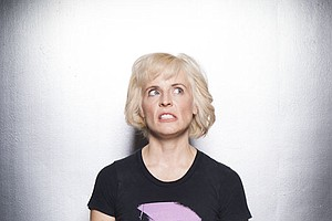 Tease photo for Maria Bamford Channels Mental Health Struggles Into Hit Comedy