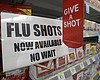 Four More Flu Deaths Reported, Bringing County Total To Nine