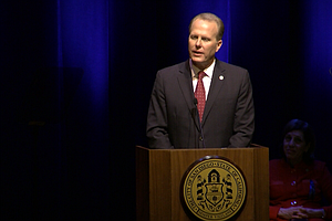 San Diego Mayor Announces Tax Proposal In State Of The City Address