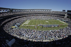 Potential Economic Impact Of Chargers Leaving San Diego