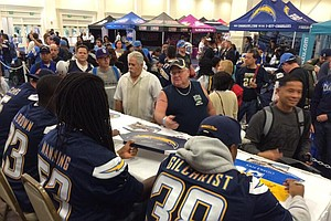 San Diego Blood Bank Hopes To Continue Chargers Relationship