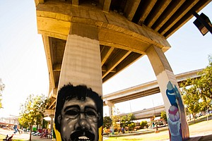 With Landmark Status For Chicano Park, Boosters Renew Pus...