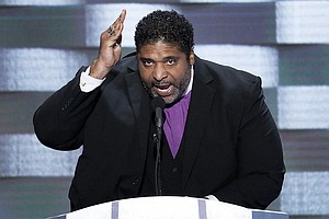 Tease photo for Rev. William Barber On The New Civil Rights Movement