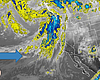 Three Strong 'Atmospheric River' Storms Take Aim At San D...