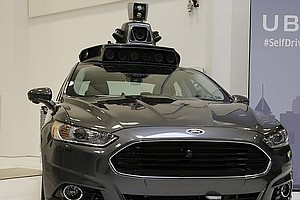 Tease photo for San Diego Picked As Proving Ground For Self-Driving Cars