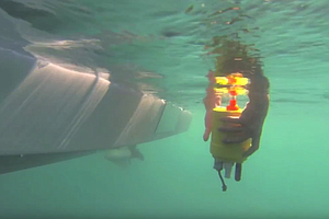 Tease photo for Swarm Of Robot 'Minions' Helps San Diego Scientists Study Complex Ocean Dynamics