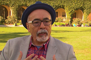 Juan Felipe Herrera Discusses Border Walls And Poetry