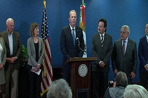 Tease photo for San Diego, Tijuana Mayors Reaffirm Regional Partnership