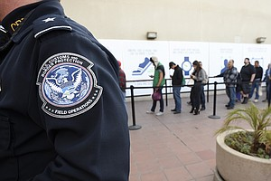 Tease photo for Report: San Diego Ranks 13th Highest For Immigrants Living In The Country Illegally