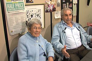 Tease photo for San Diego Couple Celebrates 70th Wedding Anniversary