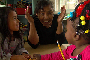 Tease photo for Too Few Preschools—What If Day Cares Were Smarter?