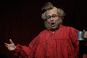 Larger Than Life 'Falstaff' Takes Center Stage At San Die...