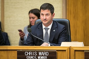 City Council District 3's Chris Ward: An 'Open-Minded' Pr...
