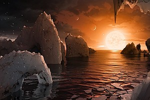 Tease photo for San Diego Astronomer Finds More Earth-Sized Planets That Might Support Life