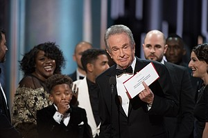 The 89th Annual Oscars End With More Drama Than A Hollywood Movie