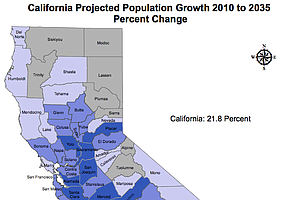 Population Of San Diego County Expected To Hit 4 Million ...