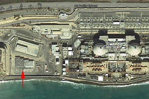 Google Earth Images Heighten Concerns Over San Onofre Nuclear Waste Storage Plan