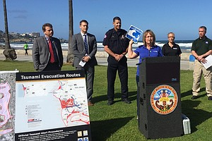 Tease photo for San Diego Emergency Officials, Geologist Sound Alarm On Tsunami Risk