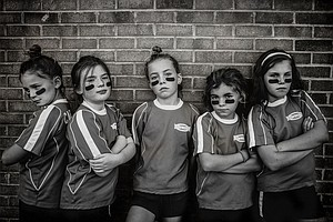Showing Young Girls Their Strength Through A Camera Lens
