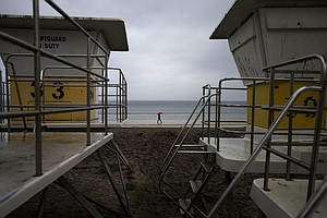 Tease photo for Study Predicts Significant Southern California Beach Erosion