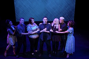 Tease photo for UC San Diego Research Informs Musical About Good, Bad Of Aging