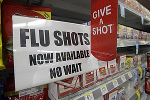 Seven More Flu-Related Deaths Reported, Bringing County Total To 79