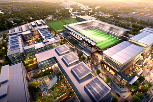 'Soccer City' Backers Have Enough Signatures To Put Project Before City Council