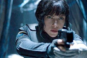 'Ghost In The Shell' Remake Is Visually Stunning But Dumbed Down