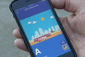 MTS Launches Ticketing App