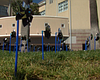 Pinwheels Displayed At Rady Children's Hospital Represent...