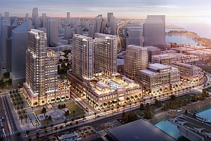 Tease photo for Navy Broadway Complex To Make Way For $1.3B Development