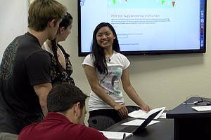 SDSU Program Helps Freshmen Learn Like College Students, Not Cram Like Them