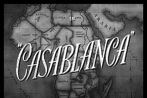Tease photo for Podcast Episode 116: 'Casablanca' Still Going Strong At 75
