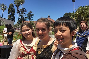 Tease photo for San Diego Student Shakespeare Festival Showcased Young Talent Over Weekend