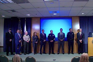 More Than 140 Suspected Gang Members, Associates Charged In Countywide Crackd...