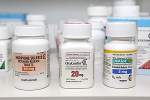 Tease photo for State Project To Encourage Doctors To Treat Opioid Addiction With Medication