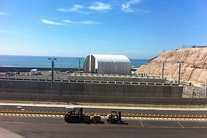 Public Meeting Focuses On Storage Plans For San Onofre's Nuclear Waste