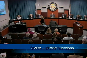Carlsbad Will Change From Citywide To District Elections