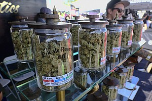 Pot Convictions Go Up In Smoke With California Legalization