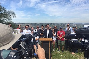 Tease photo for SoccerCity Pitch Heads To San Diego City Council