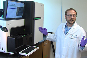 San Diego Lab Takes 'Open Science' Approach To Tracking Zika's Arrival In US