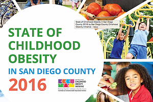 Tease photo for New Report Looks At Childhood Obesity In San Diego County Public Schools