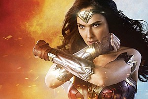 Tease photo for 'Wonder Woman' Has Humor, Humanity And An Old School Sense Of Honor