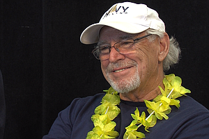 Tease photo for Jimmy Buffett's Broadway-Bound Musical 'Escape To Margaritaville' Launches In San Diego