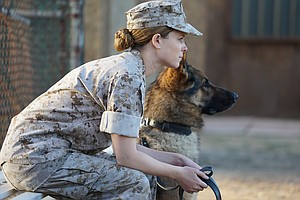 Tease photo for 'Megan Leavey' Tells Extraordinary Tale Of A Female Marine And Her Dog